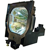 AuraBeam Professional Christie LX120 Projector Replacement Lamp with Housing (Powered by Philips)