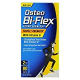 Cheap Osteo Bi-Flex Triple Strength + Vitamin D, Coated Tablets 80 ea (Pack of 2)