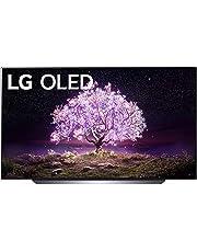 """$3322 » LG OLED77C1PUB Alexa Built-in C1 Series 77"""" 4K Smart OLED TV (2021) (Renewed)"""