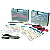 Ancor 220020 Marine Grade Electrical Twin Kit Electrical Repair Kit with Strip/Crimp Tool (225-Piece) (225-Pack)