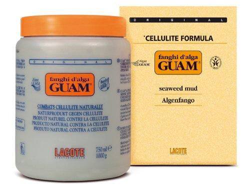 Beauté boue anticellulite Guam Traitement professionnel Pack 1 Kilo/35 Oz.