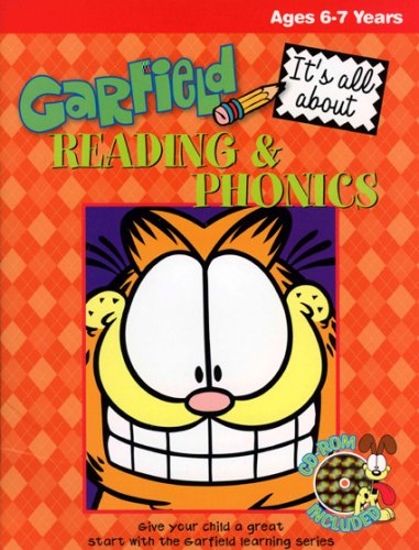 Garfield: It's All about Reading and Phonics (6-7 years)
