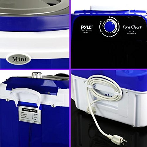 Pyle PUCWM11_0 0 Portable Washer by Pyle (Image #6)