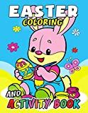 Easter Coloring and Activity
