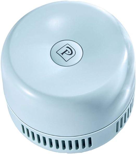 shewt Portátil Mini Aspirador de Mesa Sobremesa Dustis Polvo de Pelo Migas de Pan Limpieza Recargable Inalámbrico de Mano Teclado Limpiador: Amazon.es: Electrónica