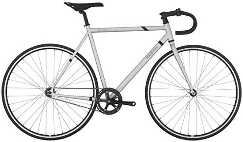 Raleigh Rush Hour Silver XL 700C 60 cm Bicicleta de Pista: Amazon.es: Electrónica