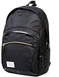 MUZOR Lightweight Oxford 14 Inches Travel Laptop Notebook Backpack for School