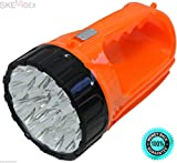 SKEMiDEX---15 LED TWO MODE FLASH LIGHTS CORDLESS RECHARGEABLE WORK LIGH LED LIGHT. Two Mode Flash Lights Cordless Full charged can store for up to 60 days