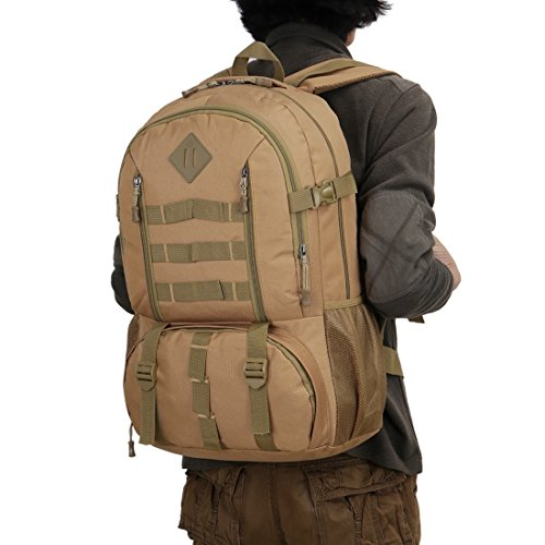 Caqui al Hombre para Bolso Green Hombro FUBULE Army Camo qwC1aZxx8