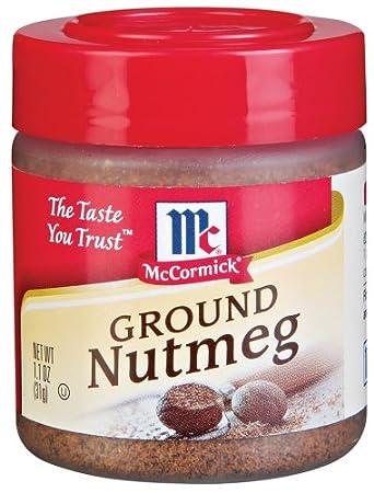 Snorting Nutmeg