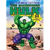 The Incredible Hulk Big Color & Activity Book: With Stickers