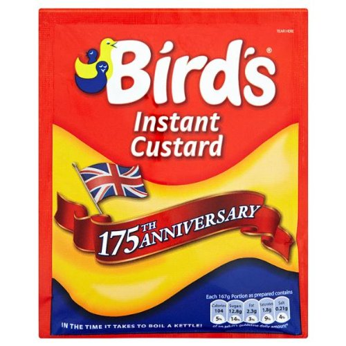 Birds Instant Custard 18 x 75gm by Bird's