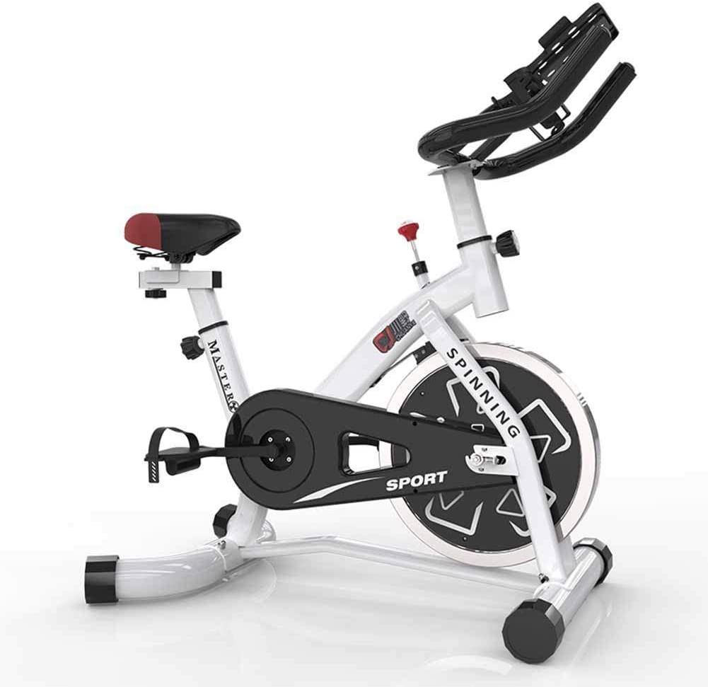 MJ-Sports Ejercicio de Bicicleta Spinning Bicicleta Equipamiento ...