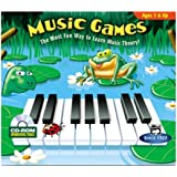 Music Games (Jewel Case)