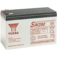 Yuasa - Batería SAI SW280 12V 7.6Ah F6.35