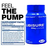 LIBISURE-N1-Male-Enhancement-Booster-Increase-Testosterone-Libido-Energy-Stamina-Size-Energy-Physical-Performance-Endurance-with-Horny-Goat-Weed-Icariin-30-Pill-Caps