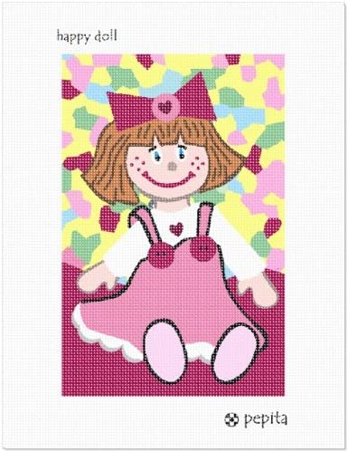 Pandas 10 by 10-Inch Tobin DW2522 Needlepoint Kit