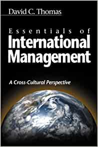 cross cultural management david c thomas pdf