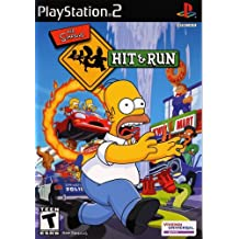 The Simpsons: Hit and Run - PlayStation 2