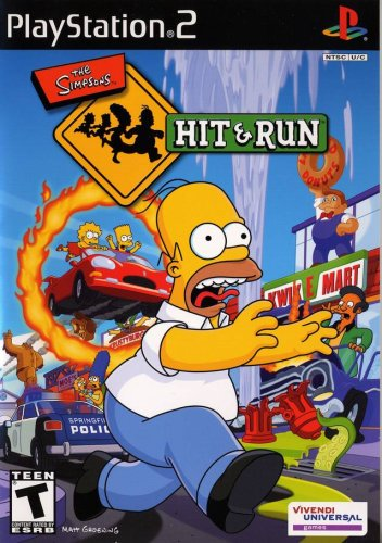 The Simpsons Hit & Run (Game Egg Video)
