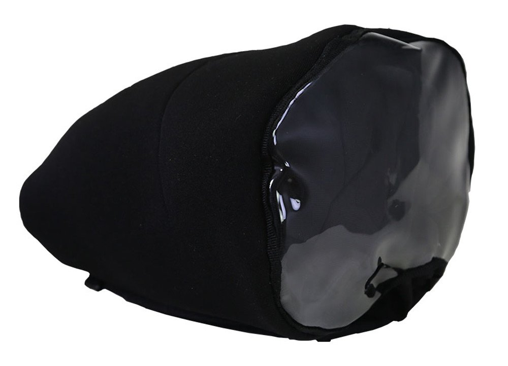 Black Rain Dust Cover for Metal Detector Fisher F-4 Bounty Hunter Discovery 3300