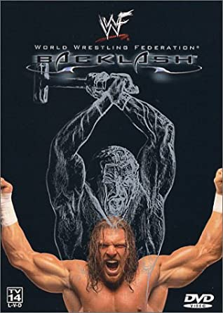 Image result for backlash 2001 poster