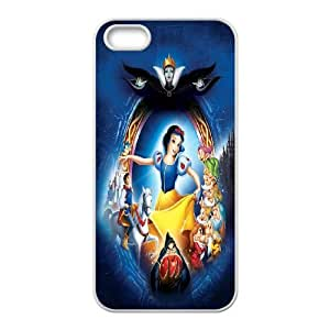 Disney fairy tale snow white and the seven dwarfs,snow white holding apple series durable cases For Iphone 4 4S case coverLHSB1715576