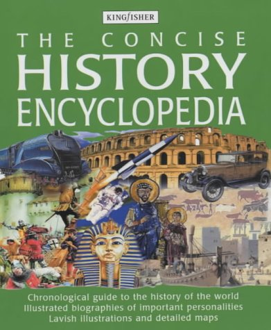 The Concise History Encyclopedia pdf