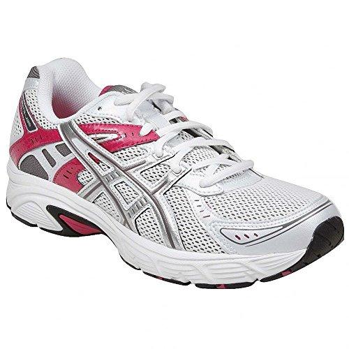 Gel Running 3 Prata Asics Greve Rosa Branco Sapatos AqwdIxIpC