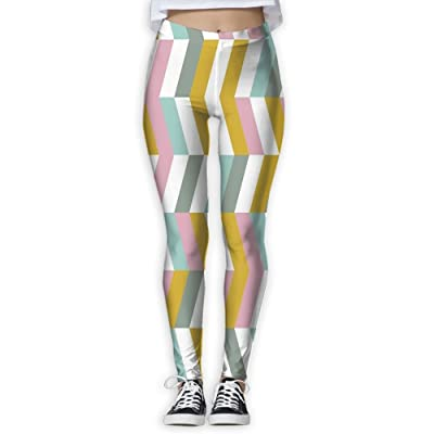 10d57644130cd Womens Colorful Geometric New Fashion GYM Sportswear Slim Active Yoga  Capris Printed Pants Personalized Casual Pants For Women Home & Outdoor