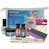 Mia Secret Set of 9 Acrylic Gel Nail Prep Kit