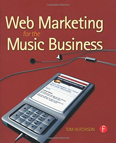 Read Online Web Marketing for the Music Business ebook