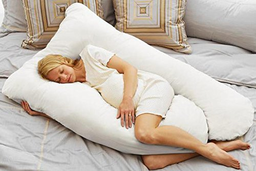 Today's Mom Cozy Comfort Pregnancy Pillow Review