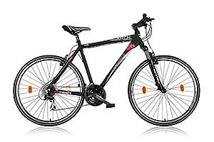 Tretwerk Arch 1.0 28 Zoll Crossbike Schwarz (2015), 56