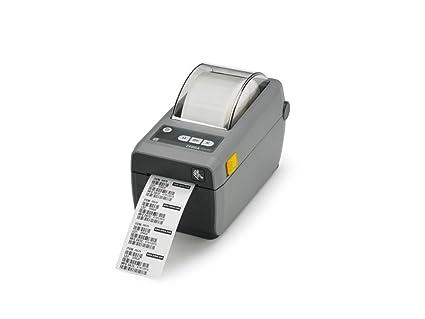 Zebra ZD410 - Impresora de Etiquetas (Térmica Directa, 1D ...