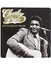 Charley Pride - 40 Years Of Pride (Gold Series)