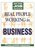 Real People Working in Business, Camenson, Blythe, 0844265594