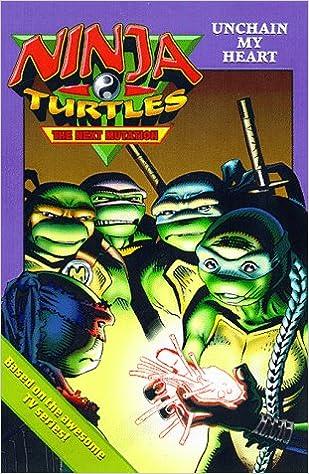 Ninja Turtle Next Mutation: Unchain My Heart: Amazon.es: C ...