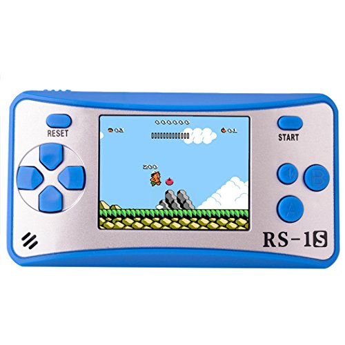 Review Kids Handheld Game Console