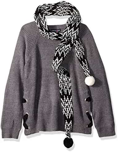 Limited Too Big Girls' Pullover Sweater (More Styles Available)