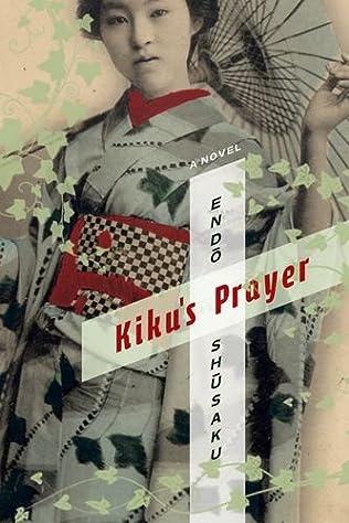 book cover of Kiku\'s Prayer