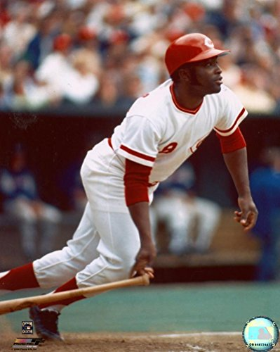 - JOE MORGAN CINCINNATI REDS ACTION UNSIGNED 8X10 PHOTO