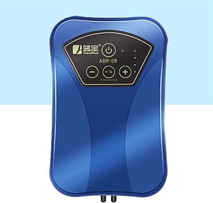 Outdoor Aeration Pump Portable Large Power Battery Aquarium Oxygenator Aerator Air/supply/pump Fishing Waterproof Oxygen Pump