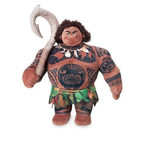 Maui Moana Store 15 inch plush Exclusive Limited Genuine