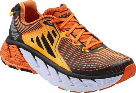 Hoka Gaviota - red orange/gold fusion