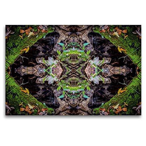 CALVENDO Art Toile en Textile de qualité supérieure 120 x 80 cm