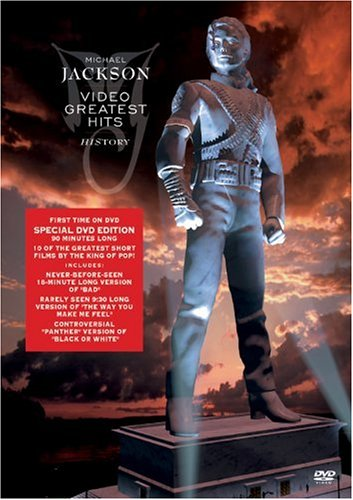 Michael Jackson Video Greatest Hits - HIStory by Sony