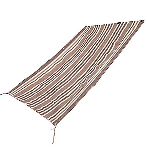 CAOYU Sonnenschutznetz, 6-Pin-Verschlüsselung Isolierung Netz Balkon Sonnencreme Netz grüne Pflanze fleischigen Schatten Netz Verdunkelungsvorhänge
