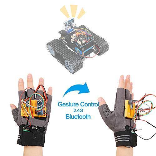 Keywish Gesture-Motion Starter Kit for Arduino Nano V3 0