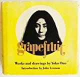 img - for GRAPEFRUIT Works and drawings by Yoko Ono - FIRST PRINGTING book / textbook / text book